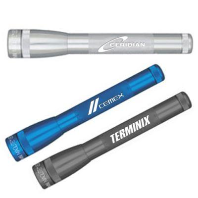 Custom Imprinted SP2 Mini Mag-Lite LED Flashlights
