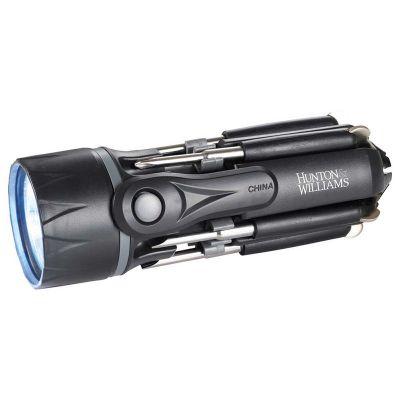 Custom Imprinted Spidey 8 In 1 Screwdriver Flashlights