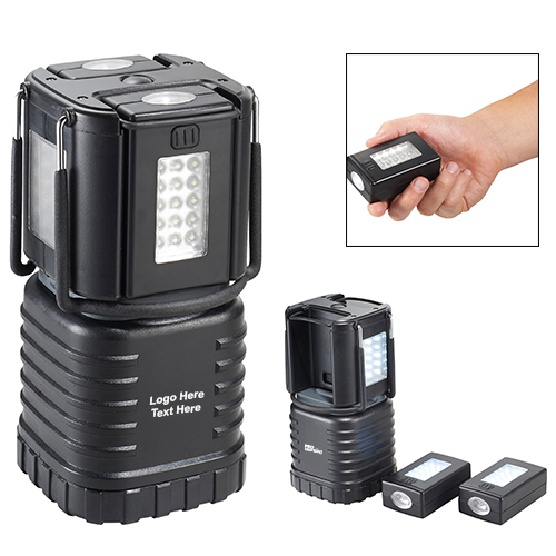 High Sierra® 66 LED 3 in 1 Camping Lanterns