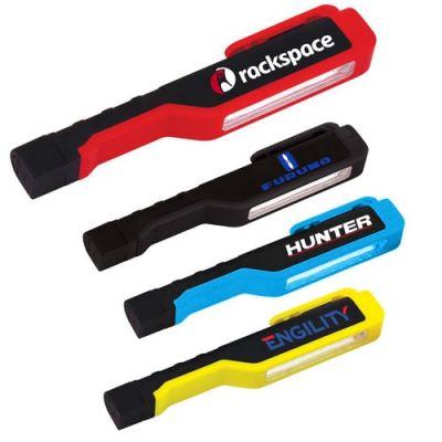 Personalized Pocket Size 10 SMD Work Flashlights