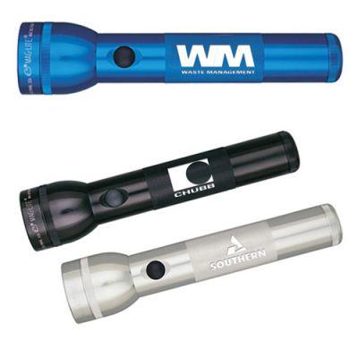 Customized S2D Mag-Lite 2D Flashlights