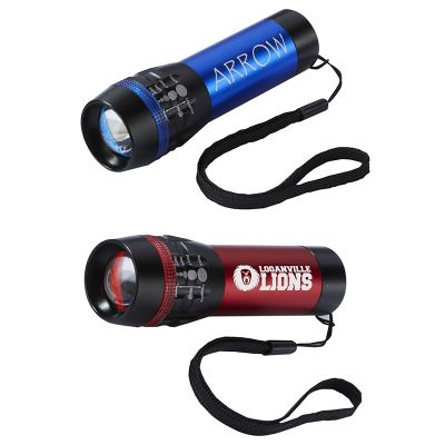 Customized Zoom Powerful Flashlights