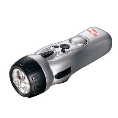 Custom Dynamo Multi-Function  LED Flashlights