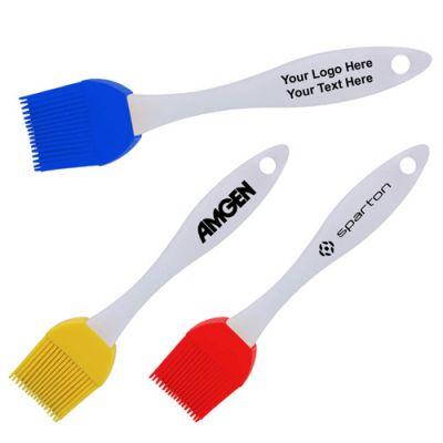 8 Inch Customized Silicone Basting Brush