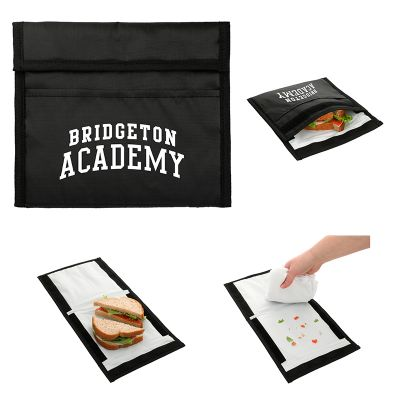 Customized Reusable Sandwich Bags