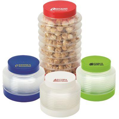 Promotional 64 Oz Expandable Storage Jars