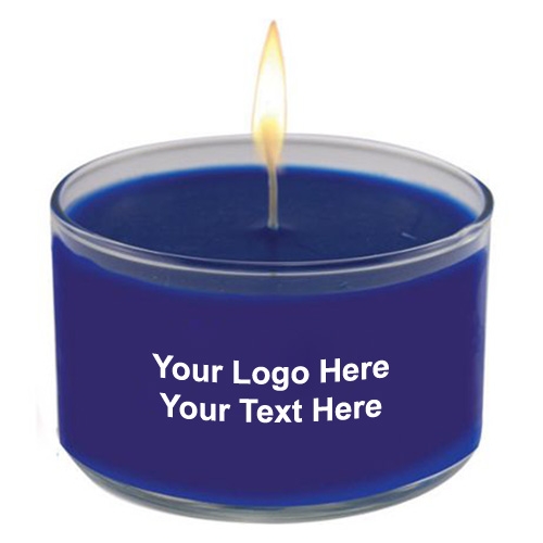 Libbey Bowl Aromatherapy Candles