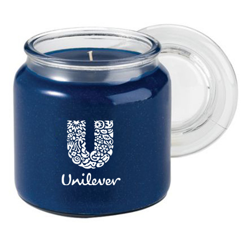 16 oz customized whitner aromatherapy wax candles