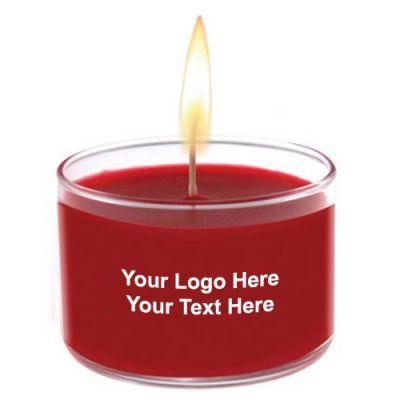 5 Oz Custom Libbey Bowl Aromatherapy Candles