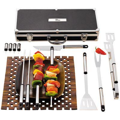 13 Piece Grill Master BBQ Set