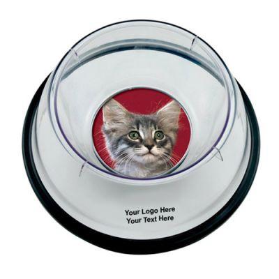 Custom Imprinted Large Pet Bowls