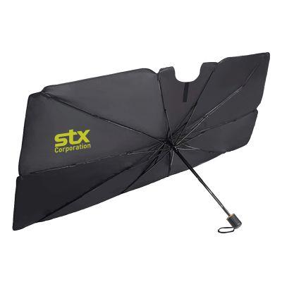 Custom Printed Dashboard Defender UV Car Windshield Umbrellas