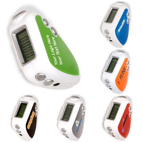 Audio Jogger Pedometer and FM Radio