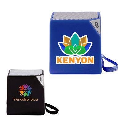 Custom Printed Cube Bluetooth Speakers