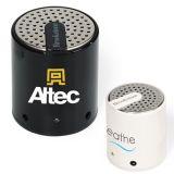 Customized Brookstone Cool Vibes Mini Speakers