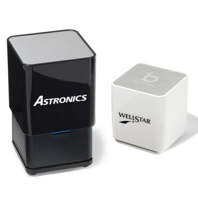 Brookstone Bluetooth Pop-Up Speakers
