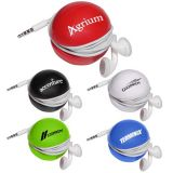 Personalized Cushy Earbud Keepers