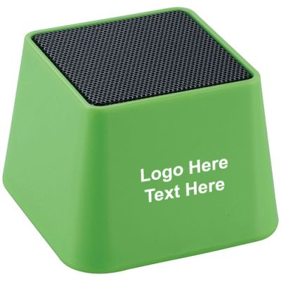 Promotional Logo Nomia Bluetooth Speakers