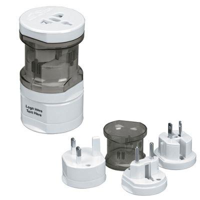 Promotional Logo Universal Power Adapter Plugs