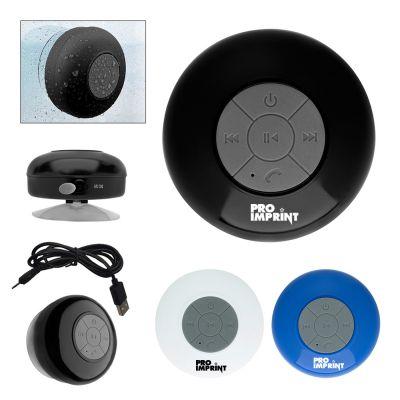 Waterproof Shower Bluetooth Speakers