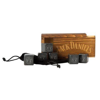Custom Printed Mamba Whiskey Stones Set