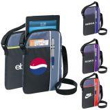 Personalized Tribune Cross Body Tablet Bags