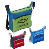 Custom Printed Cross Body Tablet Bags