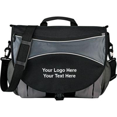 Custom Printed Stretch Computer Mesenger Bags