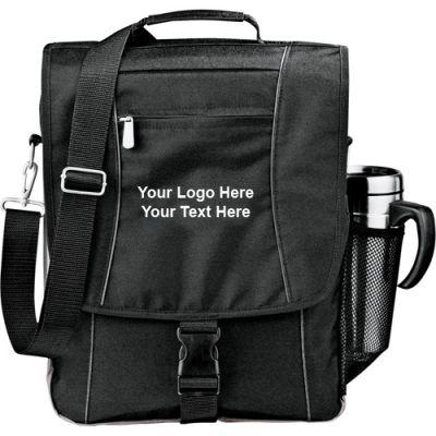 Custom Printed Verona Vertical Computer Bags