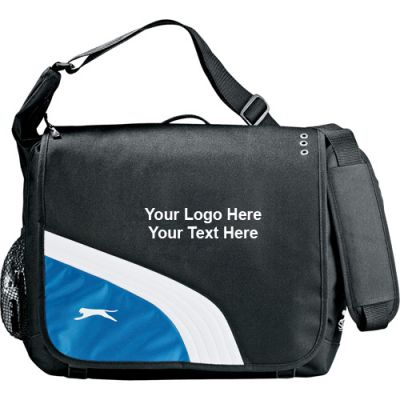 Personalized Slazenger Sport Computer Messenger Bags