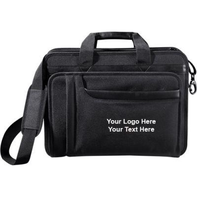 Promotional Logo Imprinted Paragon Computer Bags