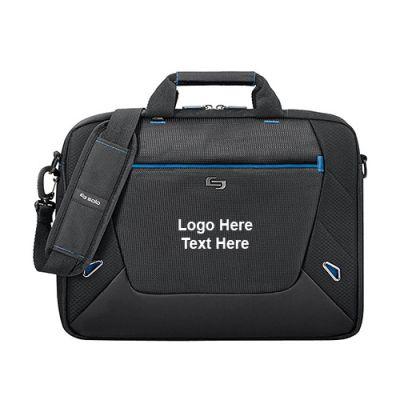 Promotional Solo® Soar Laptop Slim Briefcases