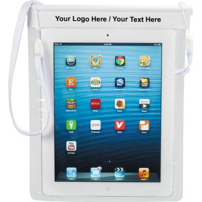 Promotional Logo Imprinted Waterproof Tablet Bags