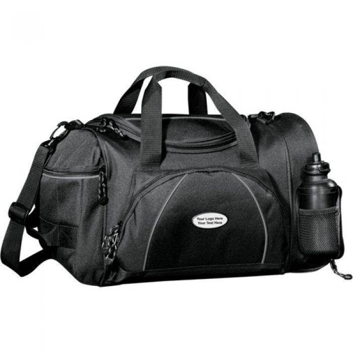 20 Inch Custom Imprinted Boundary Duffel Bags