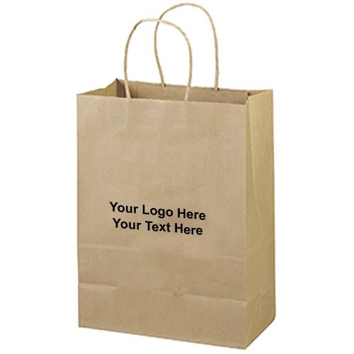Imprinted Eco Shopper Bags