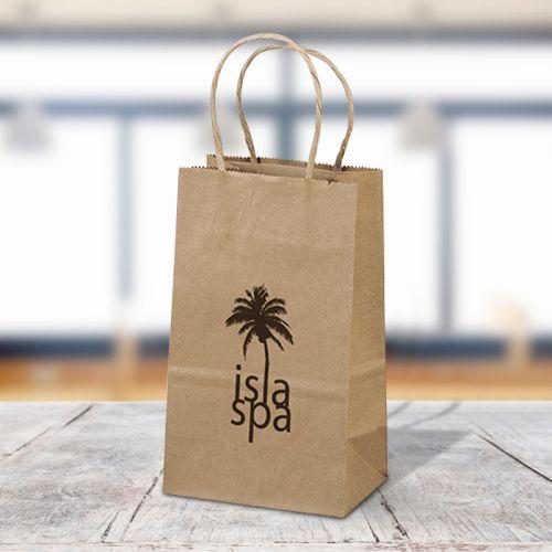 Eco Shopper-Pup Paper Bags
