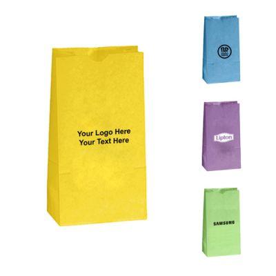 Custom Popcorn Paper Bags