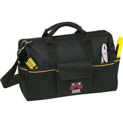 16 Inch Custom Imprinted Professional Tool Bags