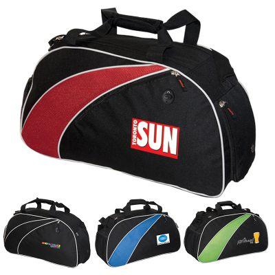 22 Inch Custom Imprinted Majestic Sports Bags - Duffel Bags 6eb19b1418ef3