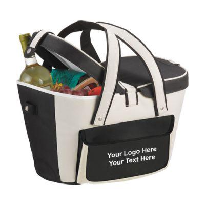 Custom Imprinted Picnic Basket Cooler Bags