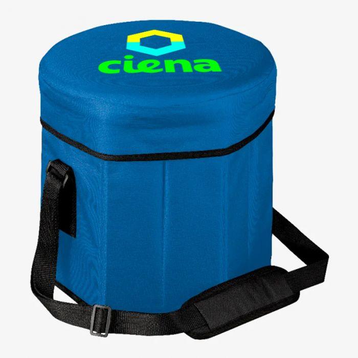 Custom Printed Game Day Cooler Seat Bags