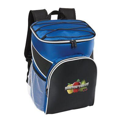 Custom Printed Noorvik 30 Can Backpack Coolers