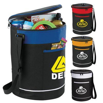 Custom Printed Spectator Barrel Cooler Bags