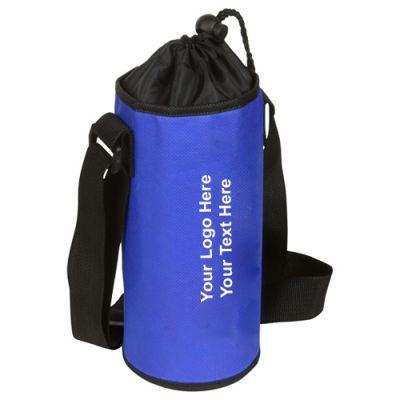 Custom Printed Water Bottle Cooler Bags