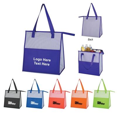 Promotional Matte Laminated Island Kooler Bags