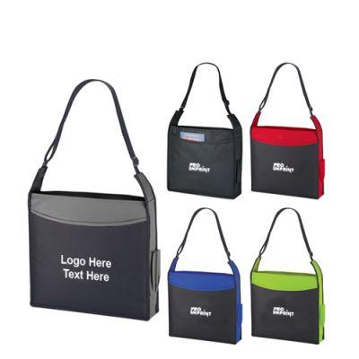 Custom Pine Meeting Tote Bags