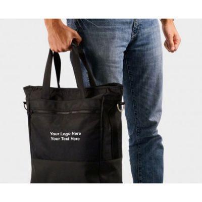 Logo Imprinted Method Tote Bags