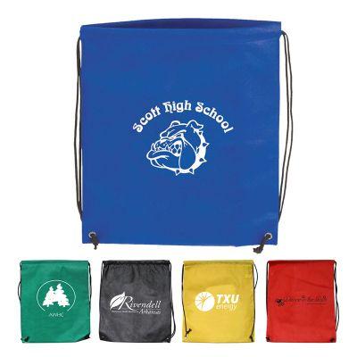 Custom Imprinted Small All Purpose Backpacks