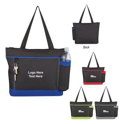 Custom Imprinted Journey Tote Bags