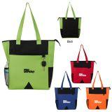 Custom Imprinted Pyramid Tote Bags